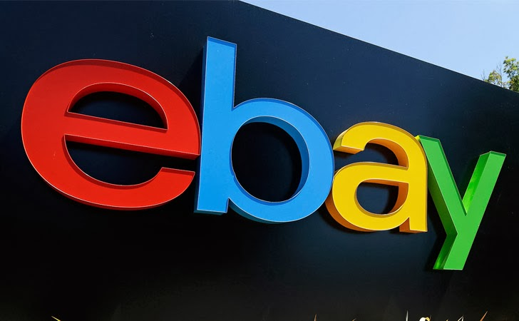EBay website